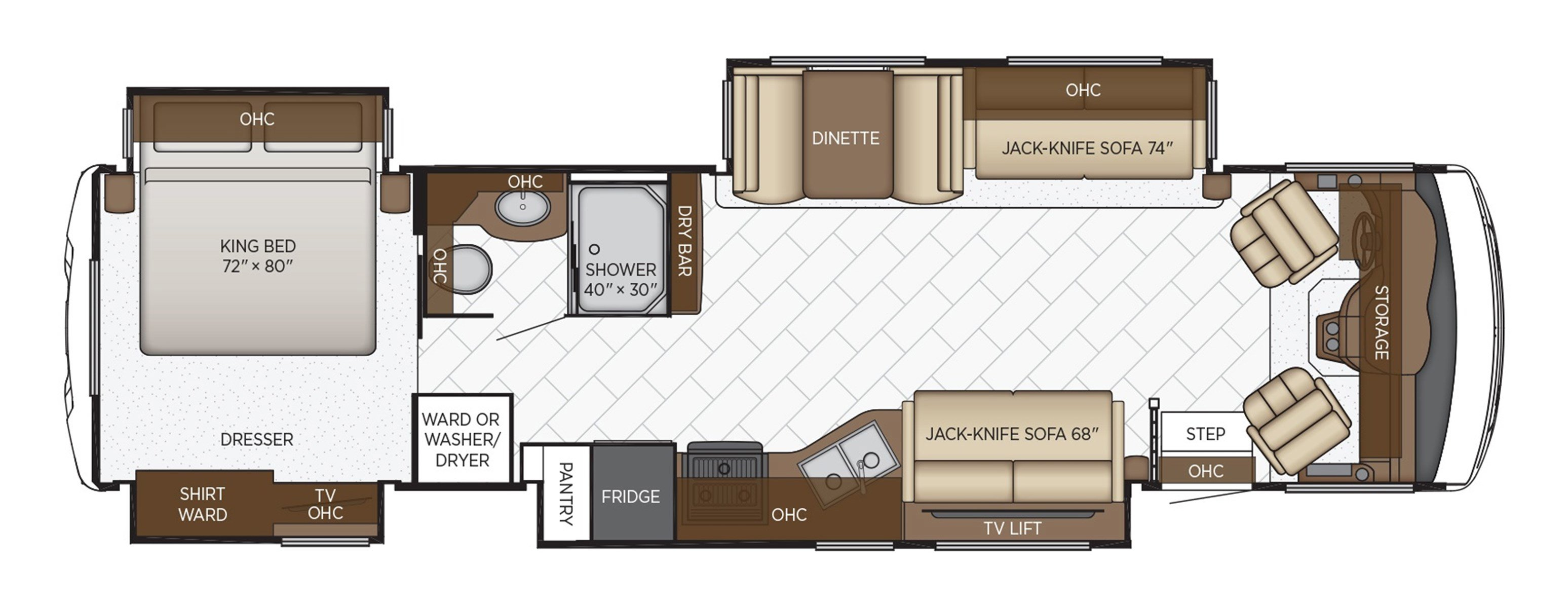 2019_newmar_bay_star floorplan