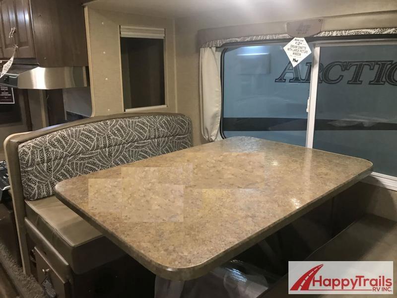 2019 Northwood Arctic Fox Truck Camper 1140 Thumbnail