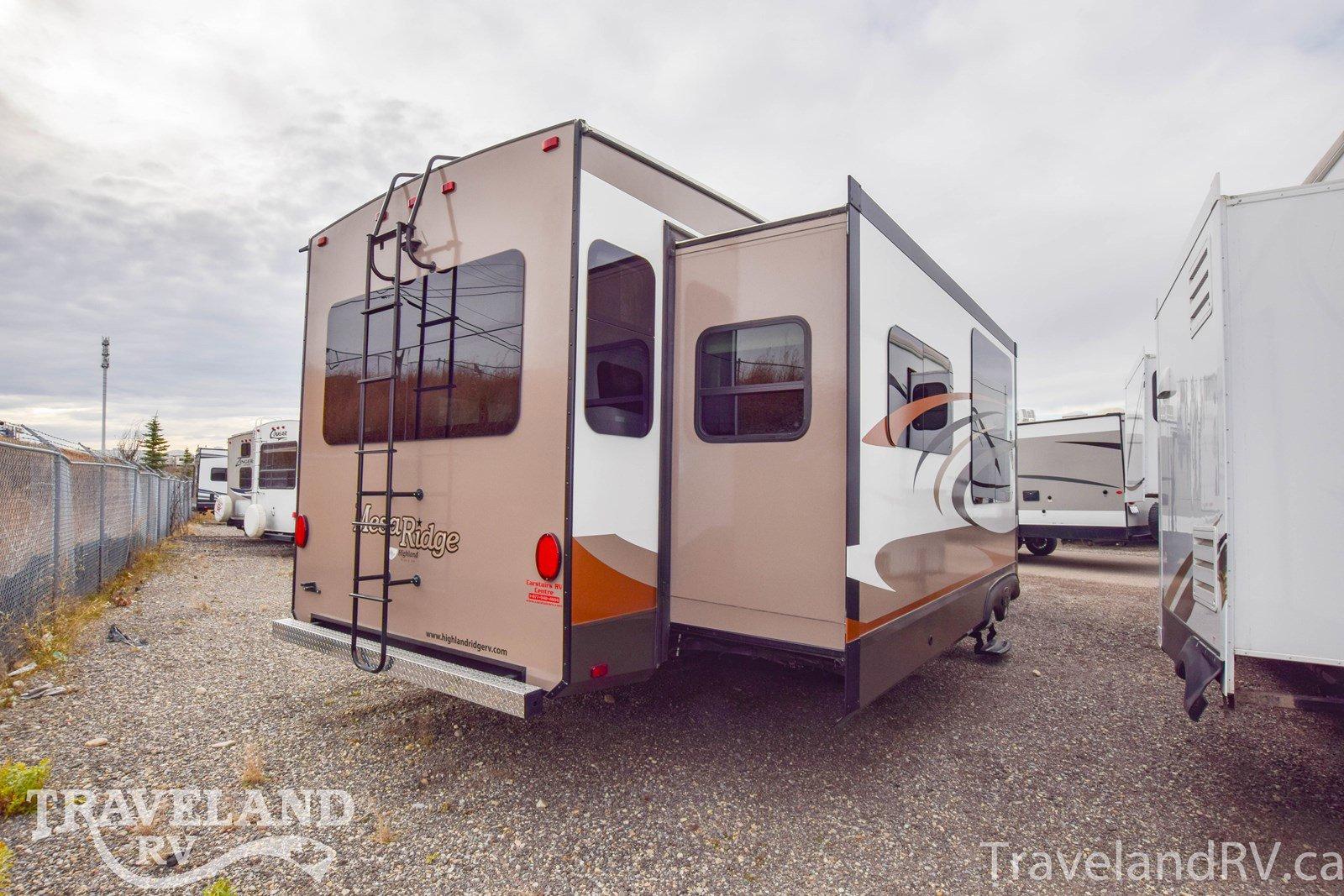 2017 Highland Ridge Mesa Ridge MF347RES Thumbnail
