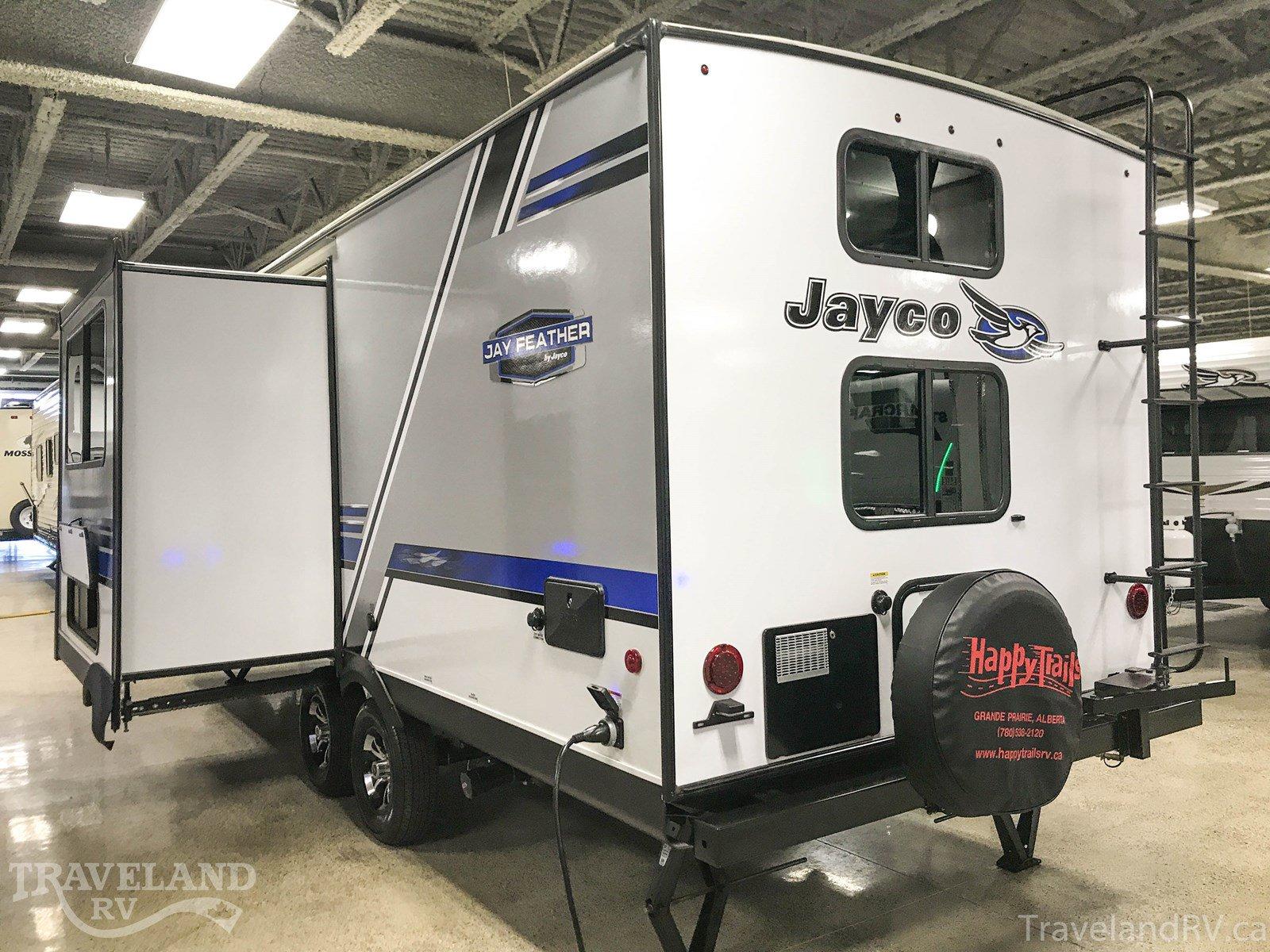 2018 Jayco Jay Feather 23BHM Thumbnail