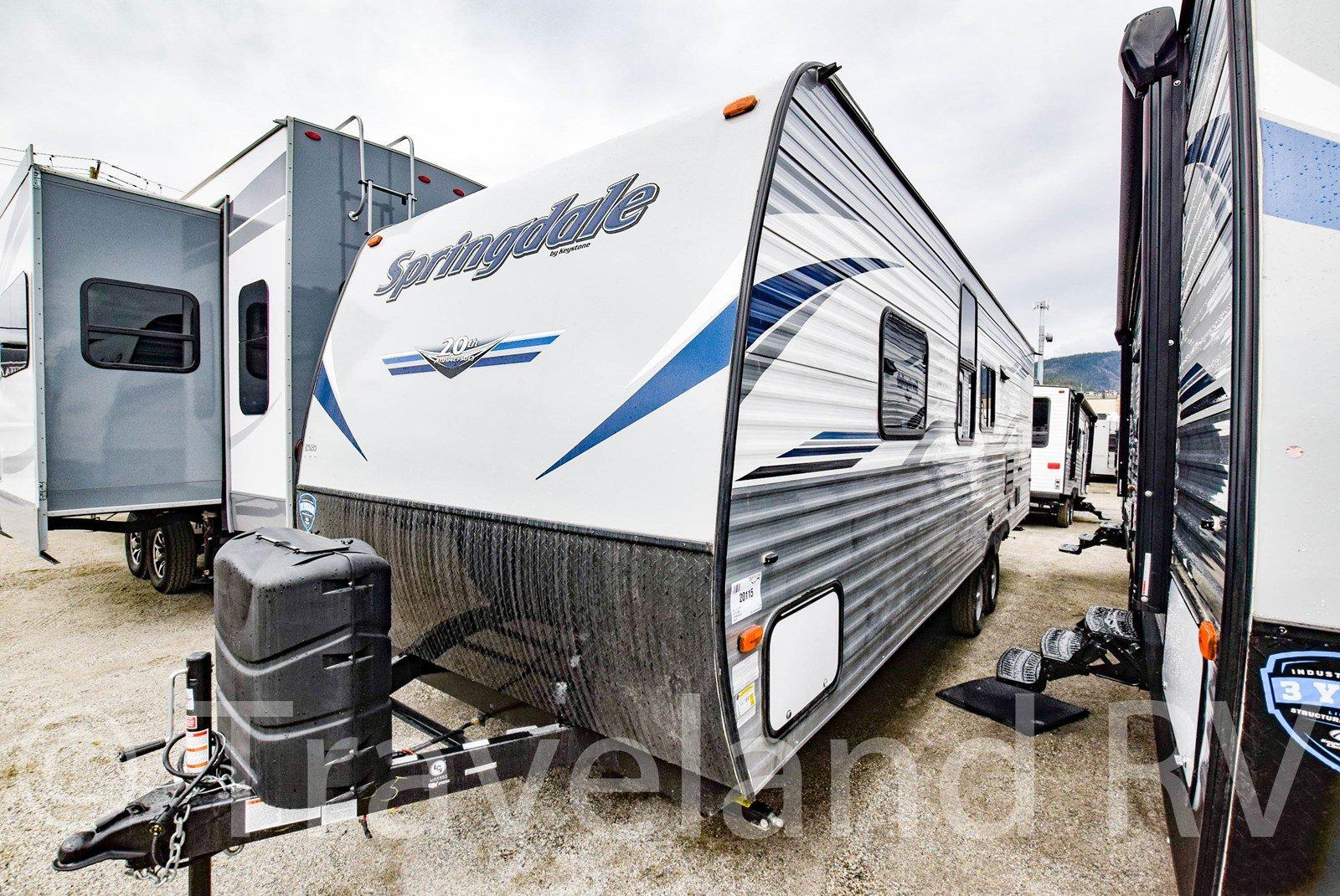 2019 Keystone Springdale 260TBWE Thumbnail
