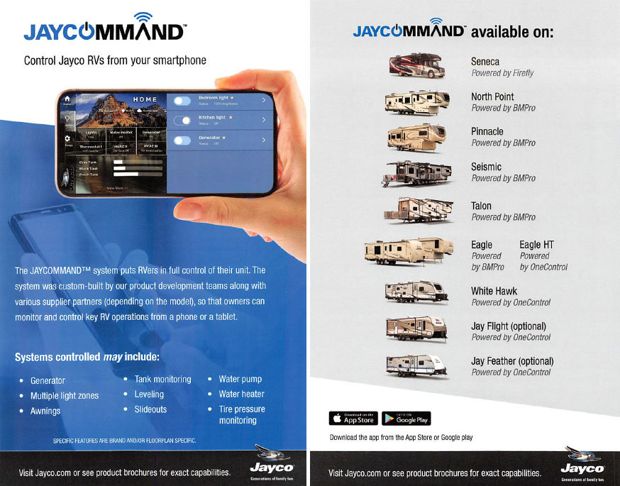 2020 Jayco Eagle 332CBOK Thumbnail