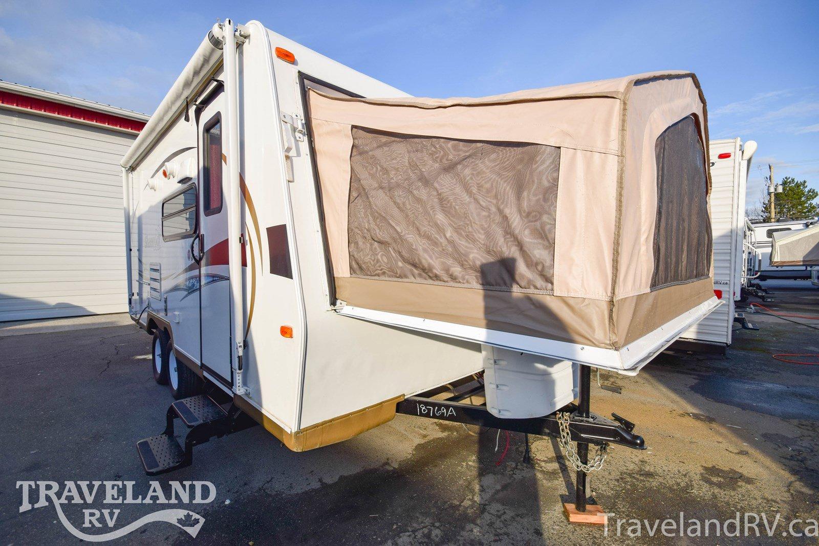2013 Forest River Flagstaff SHAMROCK 183 Thumbnail