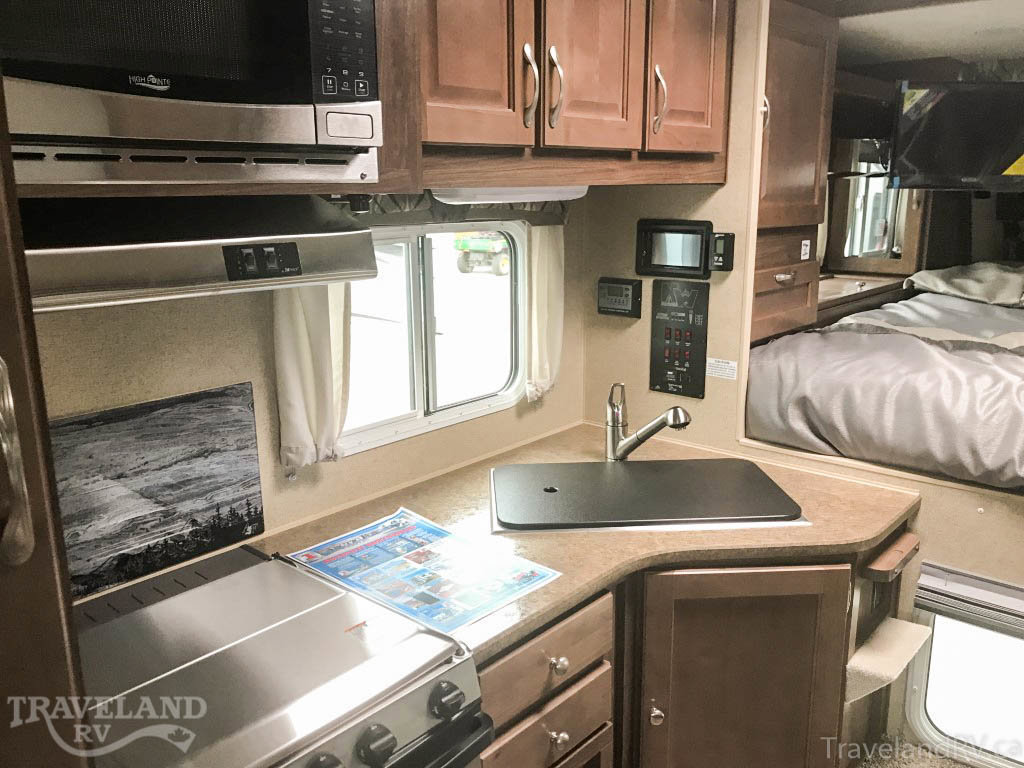2019 Northwood Arctic Fox Truck Camper 1150 Thumbnail