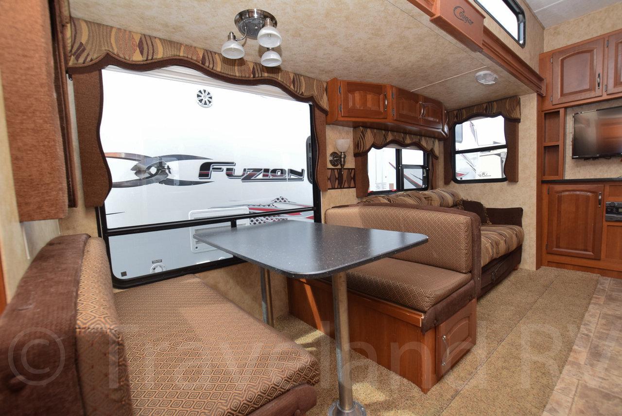 2012 Keystone Cougar 325SRX Thumbnail