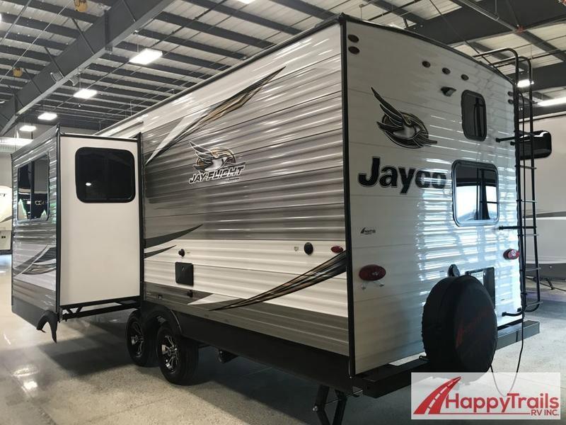 2019 Jayco Jayflight Rocky Mountain 242BHSW Thumbnail