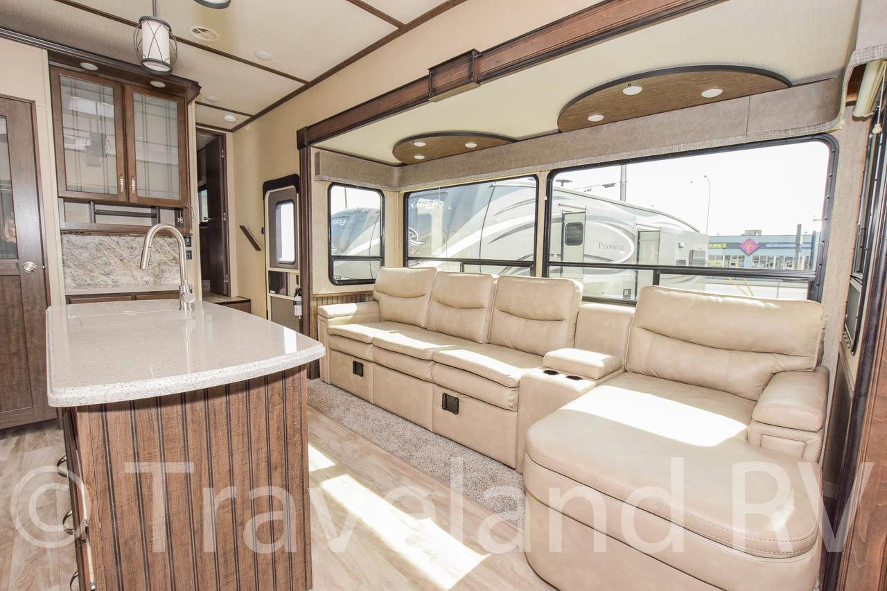2019 Grand Design Solitude S-class 3740BH Thumbnail