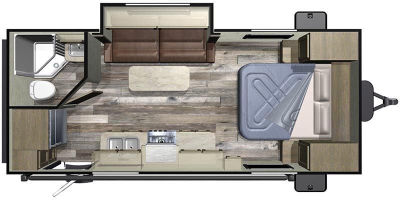 2019 Starcraft Autumn Ridge Outfitter 20FBS Thumbnail