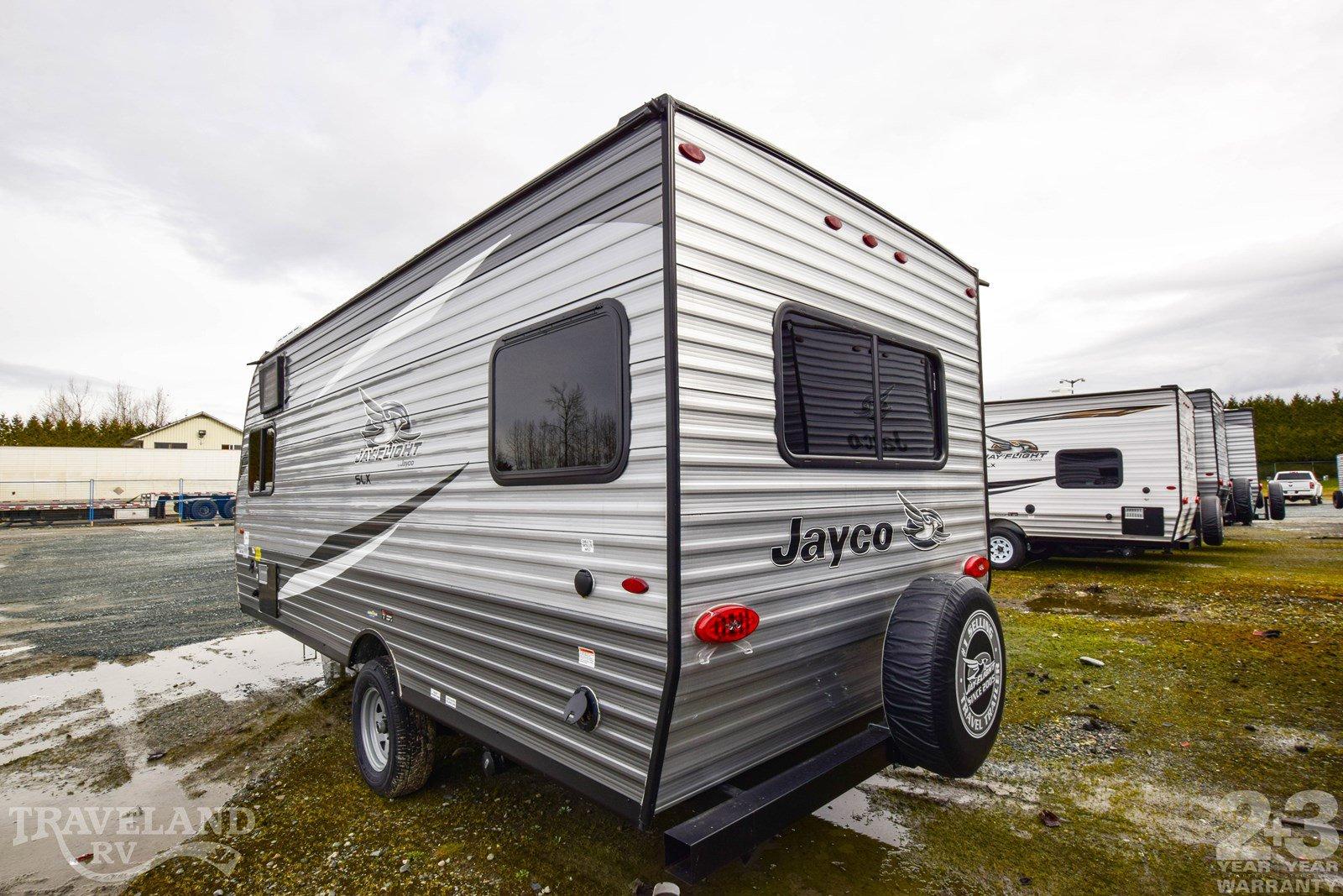 2020 Jayco Jayflight Slx 175RD Thumbnail
