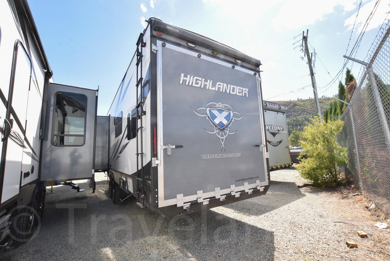 2019 Open Range Highlander HF350H Thumbnail