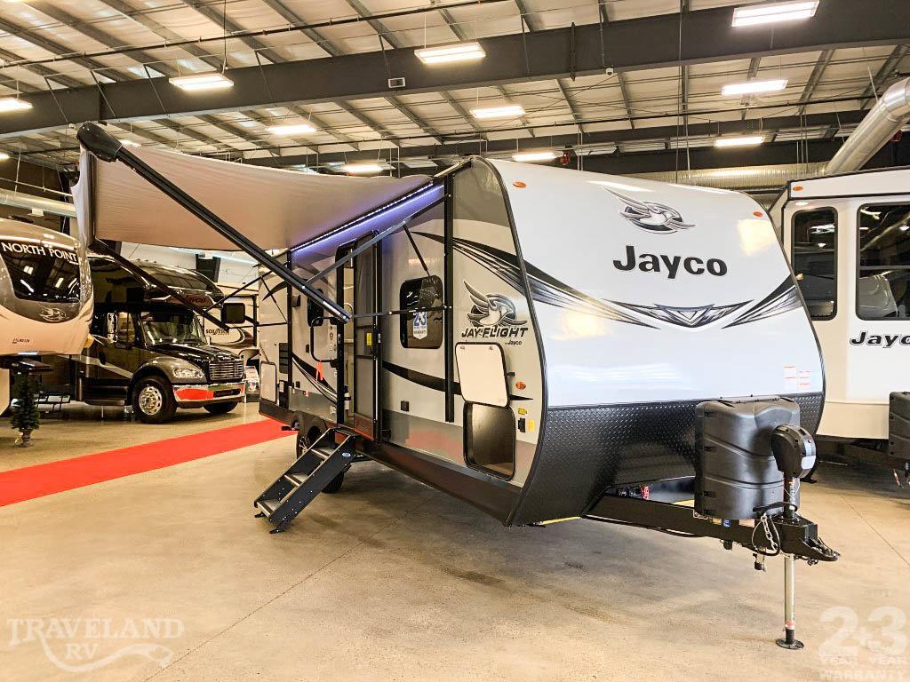 2020 Jayco Jayflight Elite 24 RBS Thumbnail