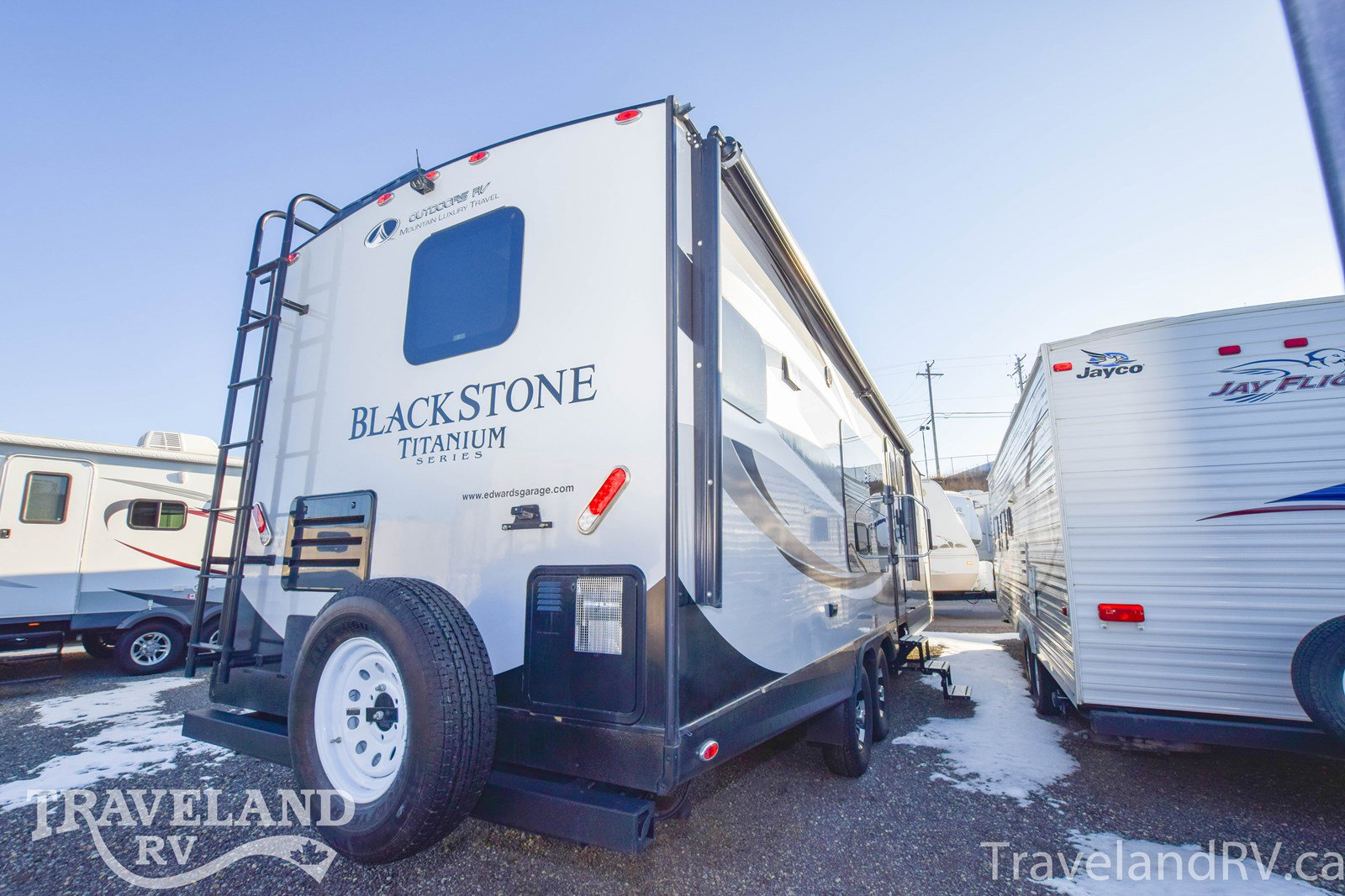 2017 Outdoors RV Black Stone 28RKS Thumbnail
