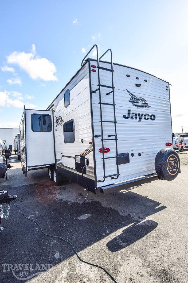 2019 Jayco Jayflight Slx 287BHSW Thumbnail