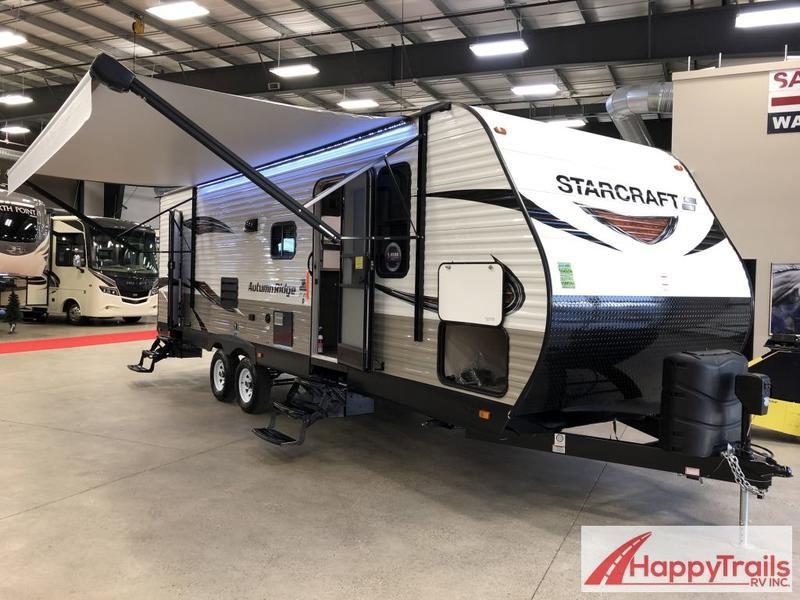 2019 Starcraft Autumn Ridge Outfitter 27BHS Thumbnail