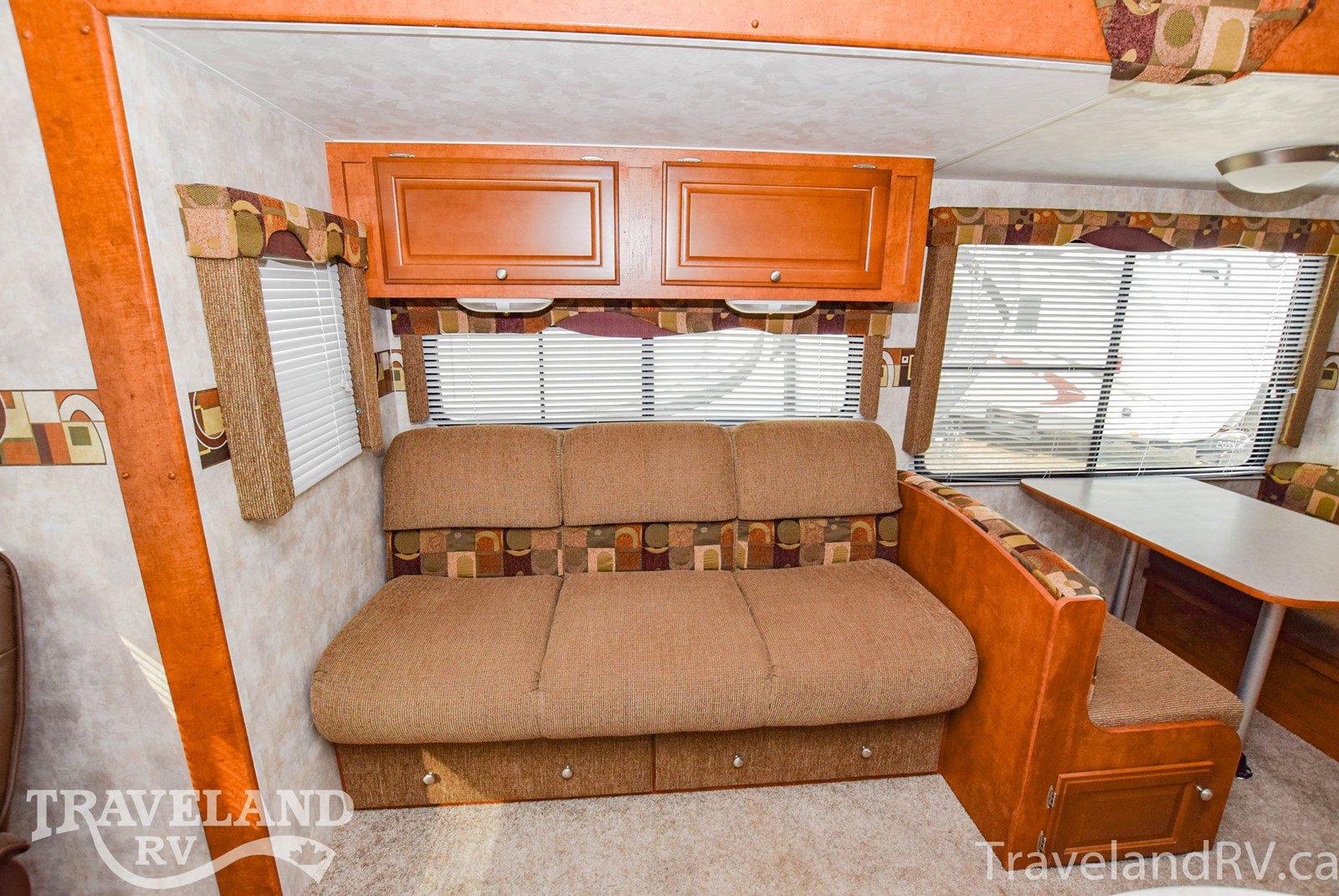 2008 Pacific Coachworks Tango 306RLSS Thumbnail