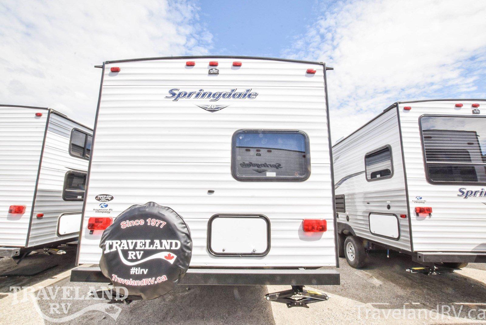2020 Keystone Springdale 220 BHWE Thumbnail