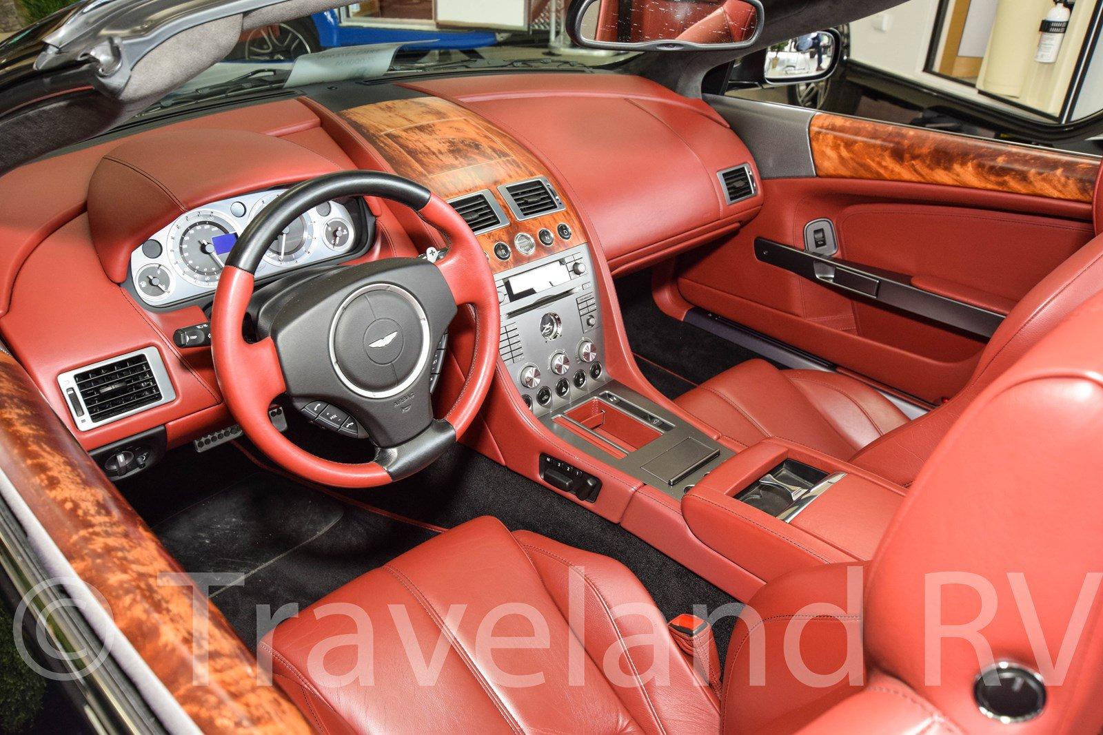 2008 Aston Martin Db9 DB9 VOLANTE Thumbnail