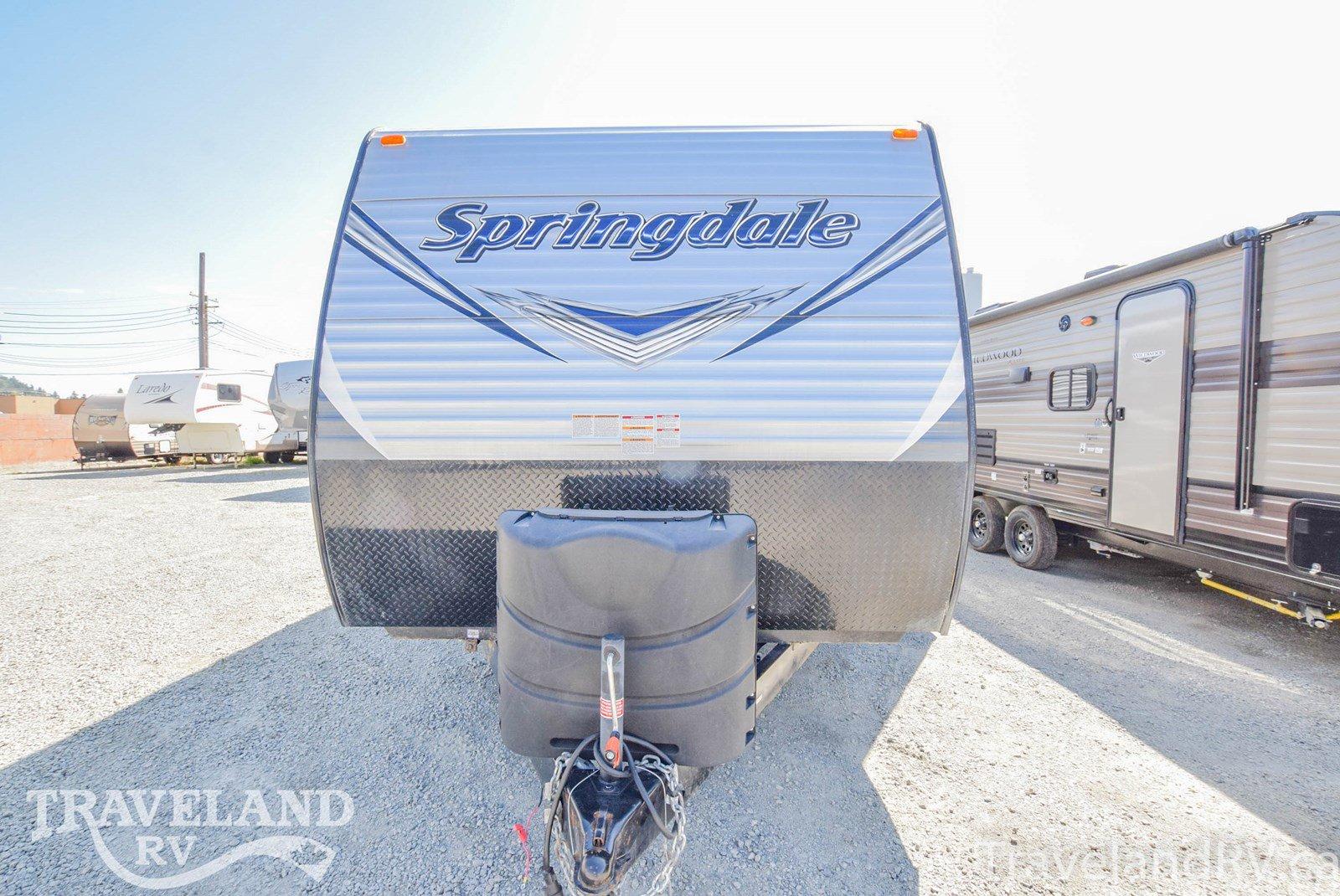 2018 Keystone Springdale 240BHWE Thumbnail