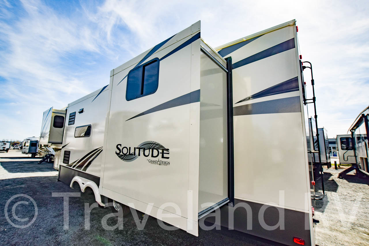 2019 Grand Design Solitude S-Class 3740BH Thumbnail
