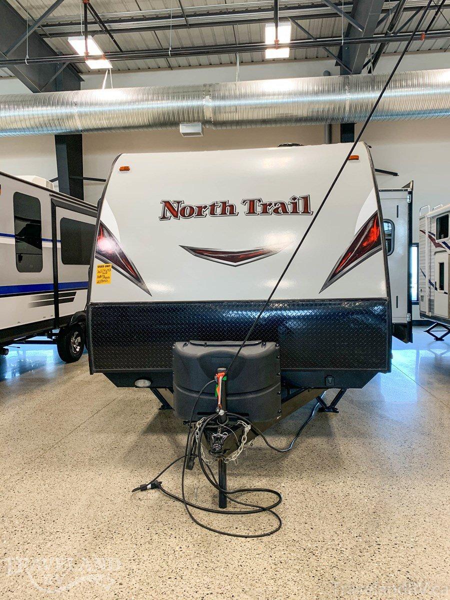2018 Heartland North Trail 24BHS Thumbnail
