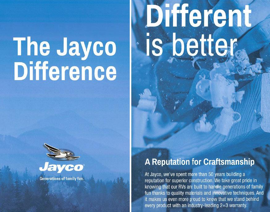 2020 Jayco Jay Flight 40 LOFT Thumbnail