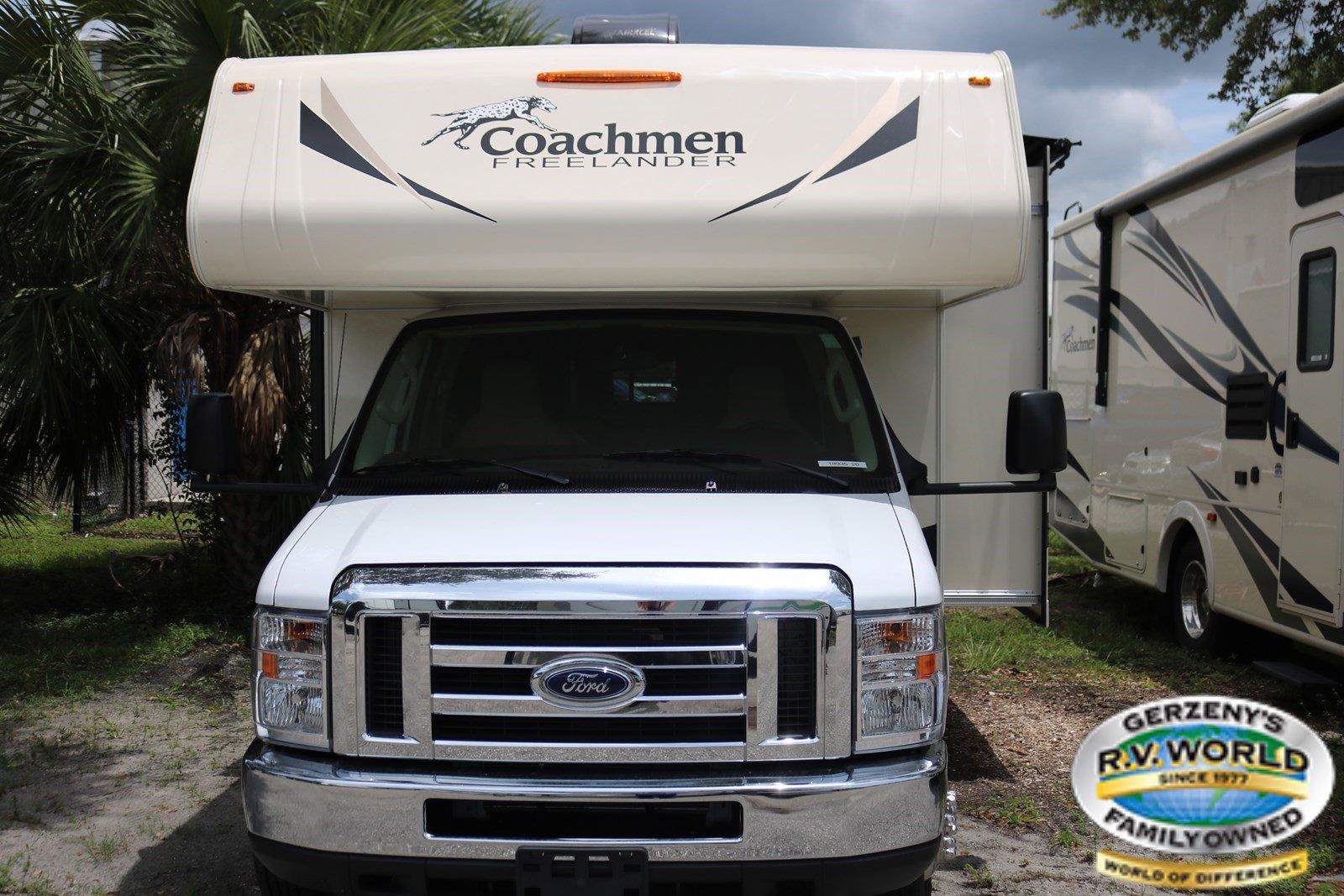 2020 Coachmen Freelander 31BH Thumbnail