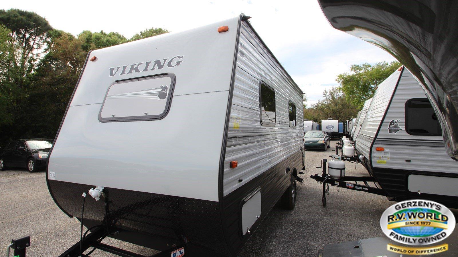 2019 Coachmen Viking Single Axle 17FQ Thumbnail