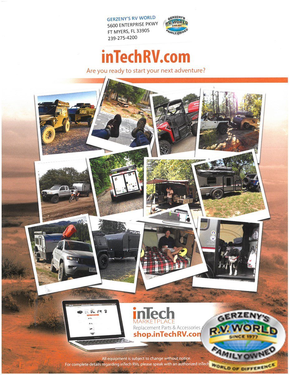 2020 Intech RV Flyer EXPLORE Thumbnail