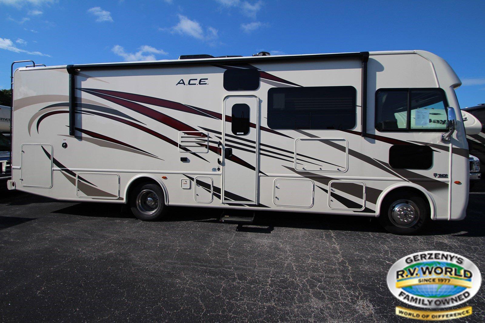 2019 Thor Motor Coach Ace 30.2 Thumbnail
