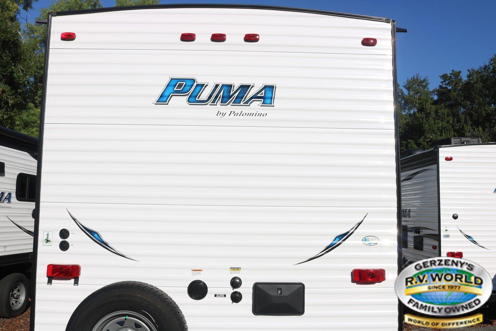 2019 Forest River Puma 28DSBC Thumbnail
