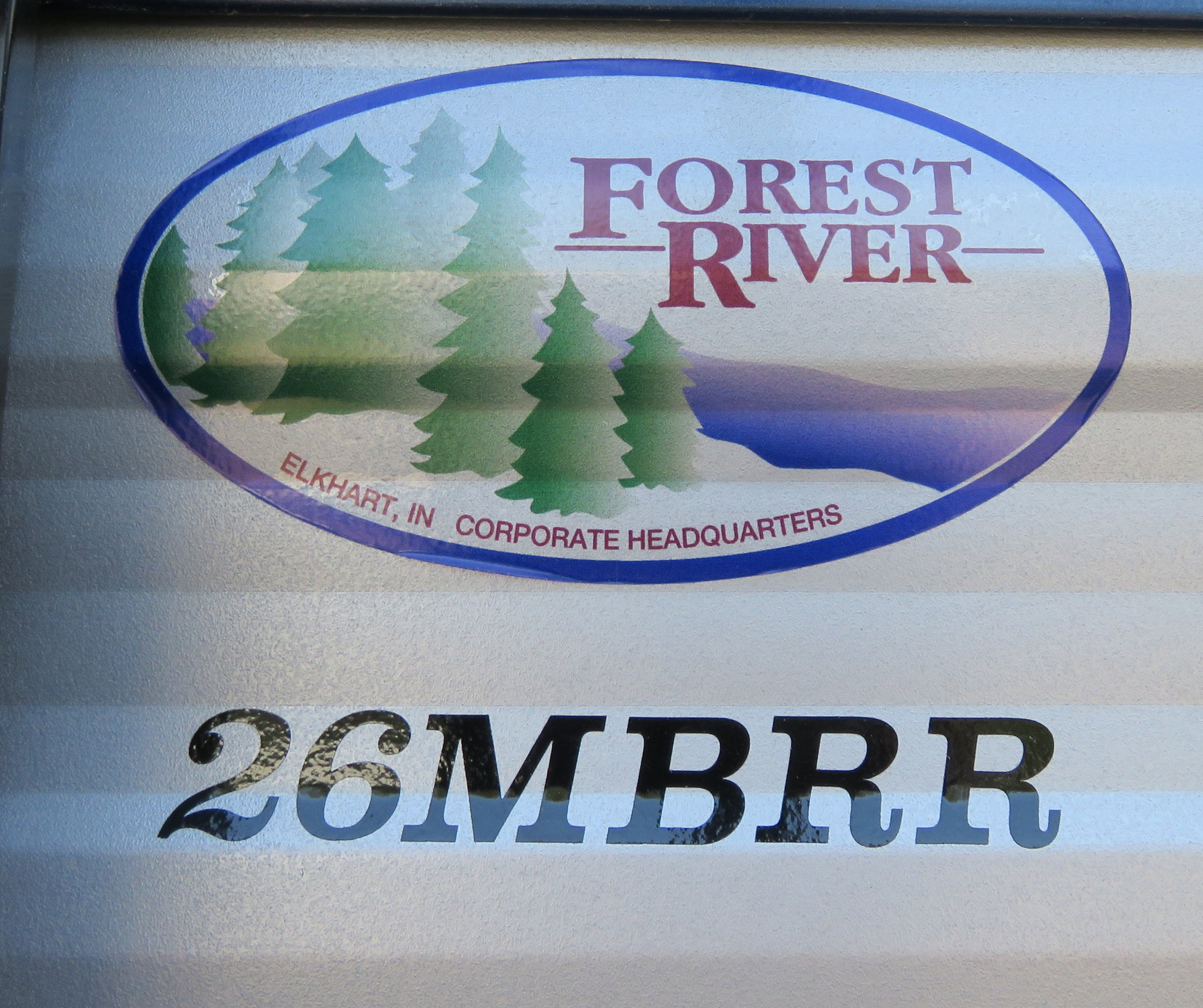 2020 Forest River Cherokee Grey Wolf 26MBRR Thumbnail