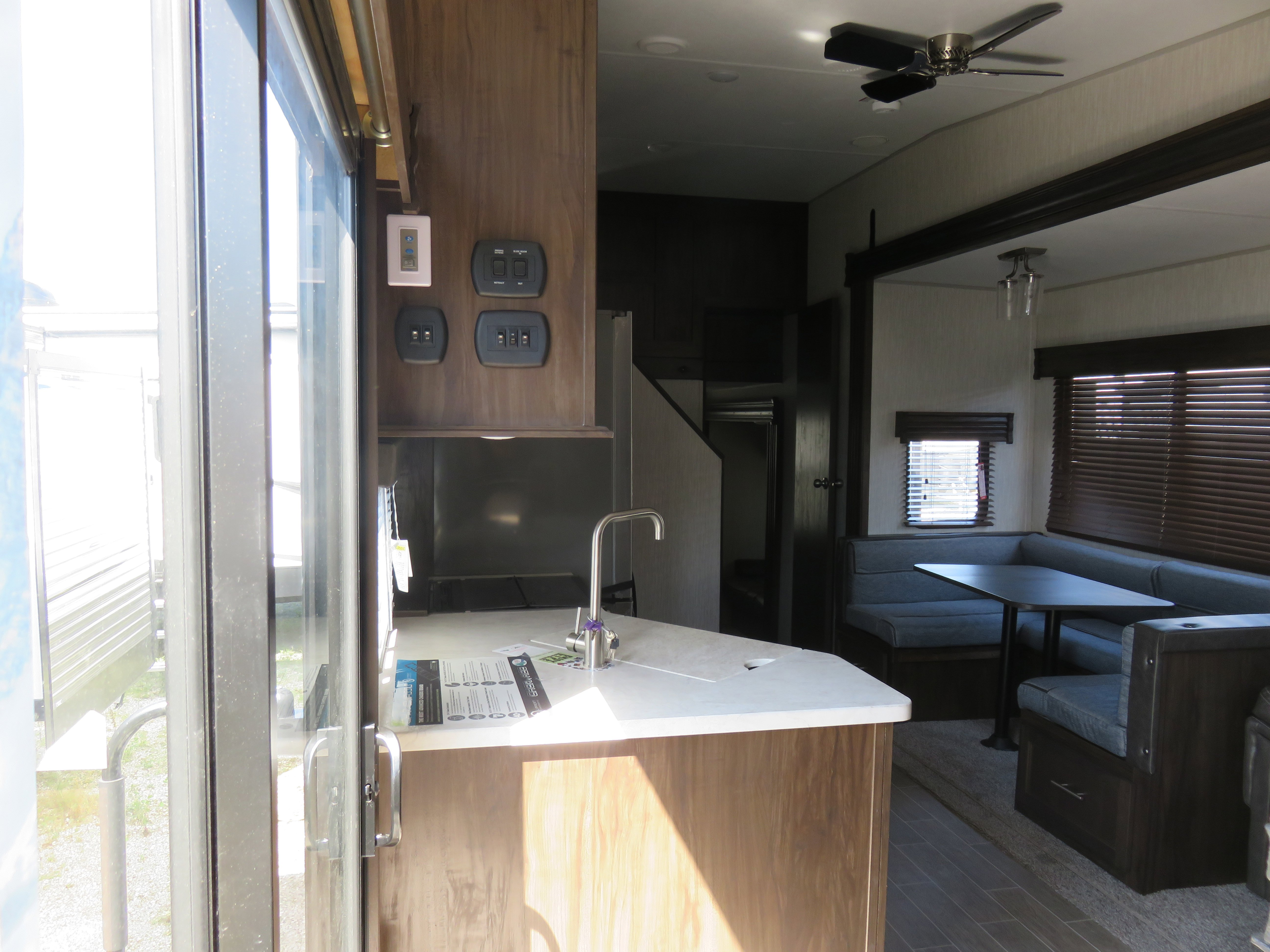 2020 Forest River Cherokee Destination Trailers 39CA Thumbnail