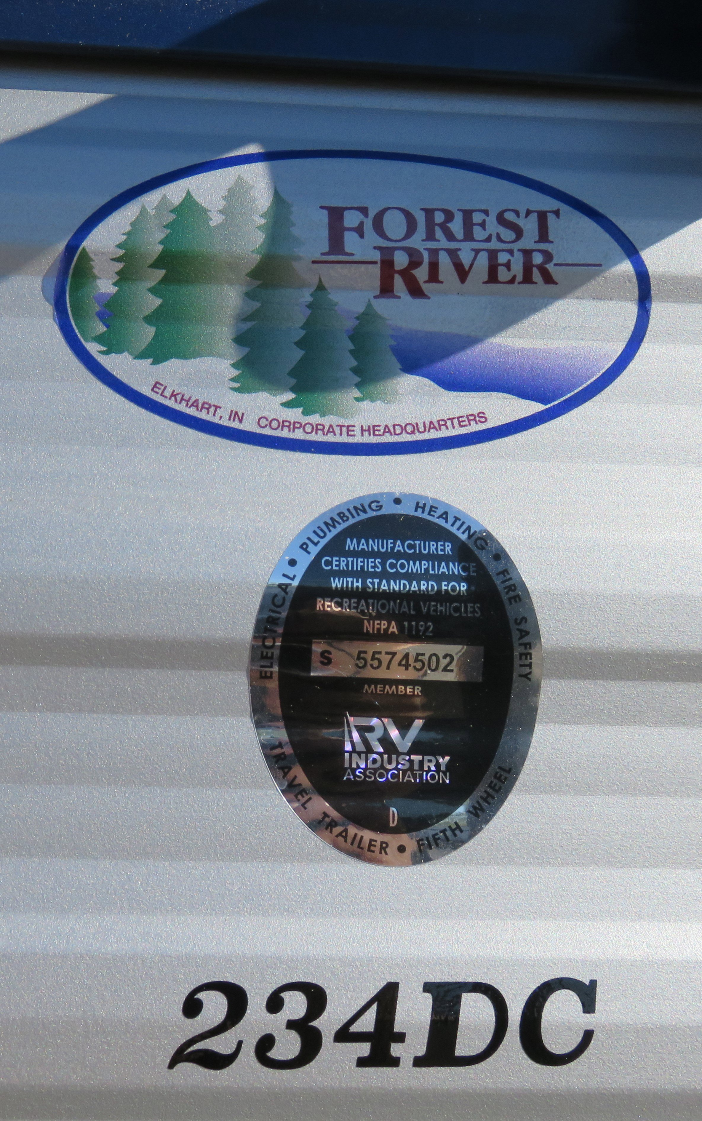 2020 Forest River Cherokee 234DC Thumbnail