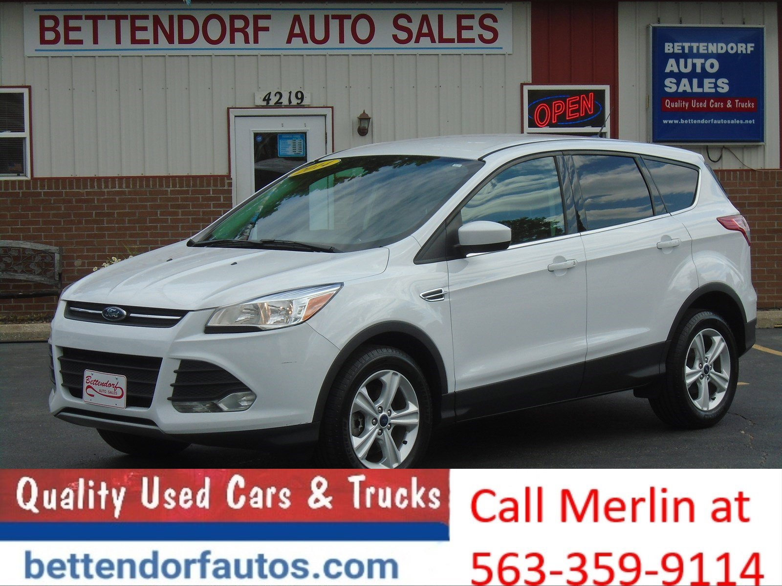 Bettendorf Auto Sales › Pre-Owned Inventory