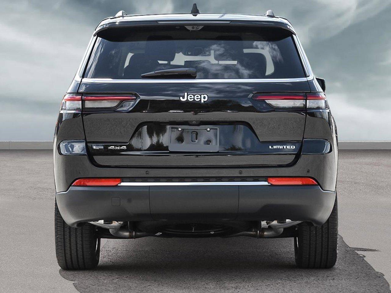 Jeep Grand Cherokee L 2021 Ottawa & Gatineau - photo #4