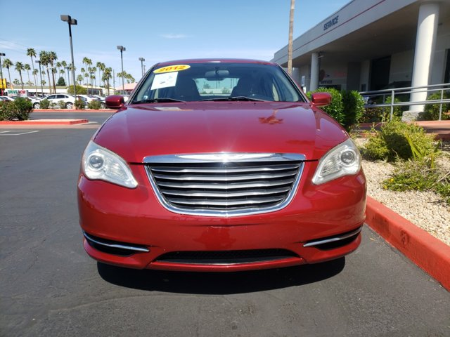 2012 Chrysler 200 4dr Sdn Touring