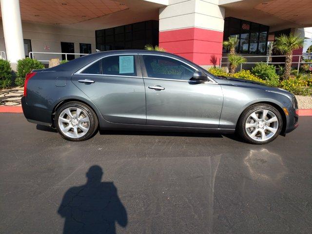 2013 Cadillac ATS 4dr Sdn 2.0L RWD - Image 7