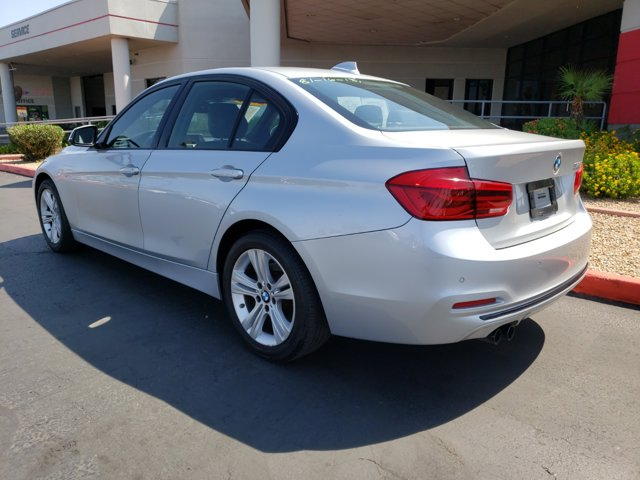 2016 BMW 3 Series 4dr Sdn 328i RWD South Africa SULEV - Image 4