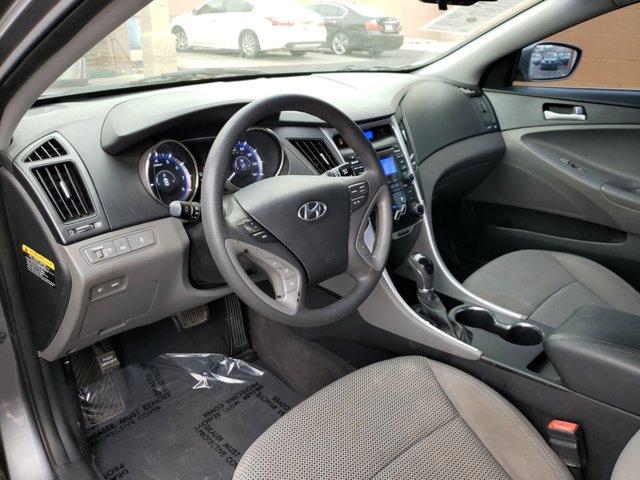 2012 Hyundai Sonata 4dr Sdn 2.4L Auto GLS PZEV - Image 8