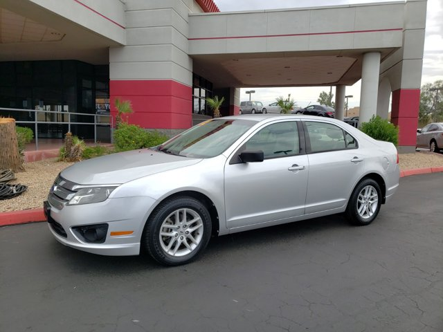 2012 Ford Fusion 4dr Sdn S FWD