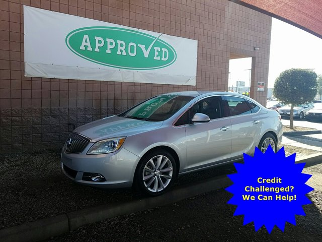 2012 Buick Verano 4dr Sdn Convenience Group - Main Image