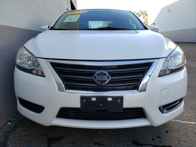 2014 Nissan Sentra 4dr Sdn I4 CVT SV - Image 2