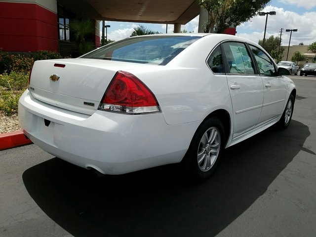 2012 Chevrolet Impala 4dr Sdn LS Fleet - Image 12