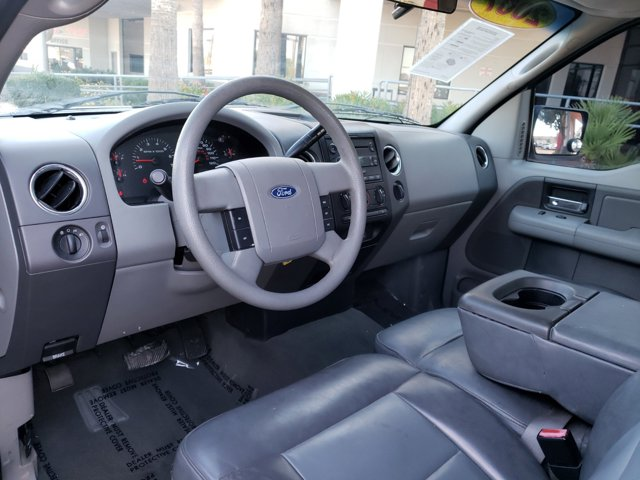 2007 Ford F-150 4 DOOR CAB; SUPER CAB; STYLESIDE - Image 4