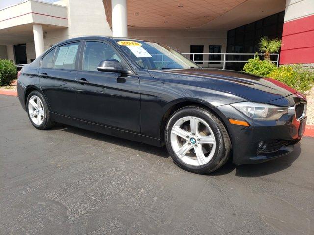 2015 BMW 3 Series 4dr Sdn 320i RWD - Image 8
