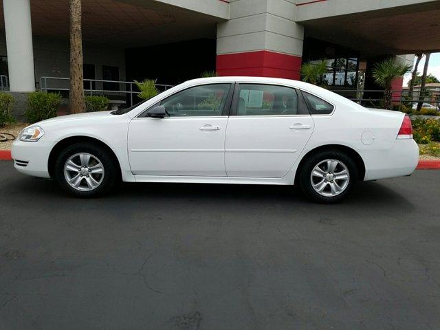 2012 Chevrolet Impala 4dr Sdn LS Fleet - Image 6
