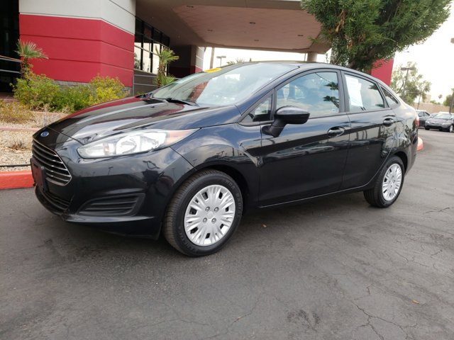 2015 Ford Fiesta 4dr Sdn S - Main Image