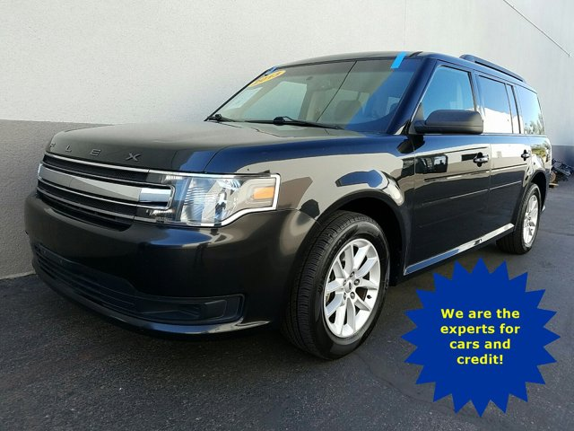 2013 Ford Flex 4dr SE FWD - Main Image