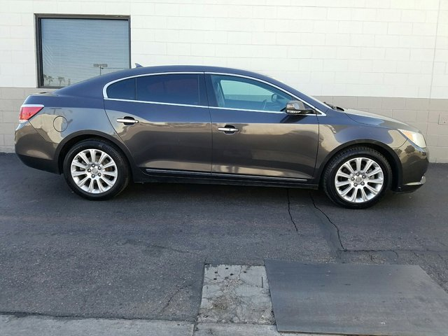 2013 Buick LaCrosse 4dr Sdn Leather FWD - Image 14