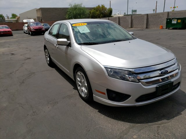 2011 Ford Fusion 4dr Sdn SE FWD - Image 6